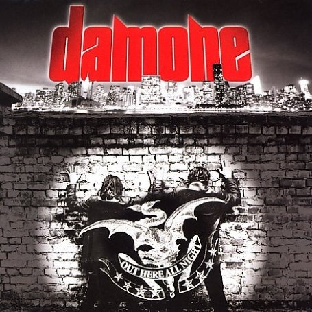 Damone album cover