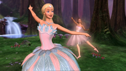 Dancing lessons from Fairy クイーン