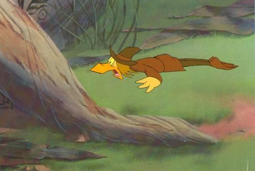 Danger rato Production Animation Cel