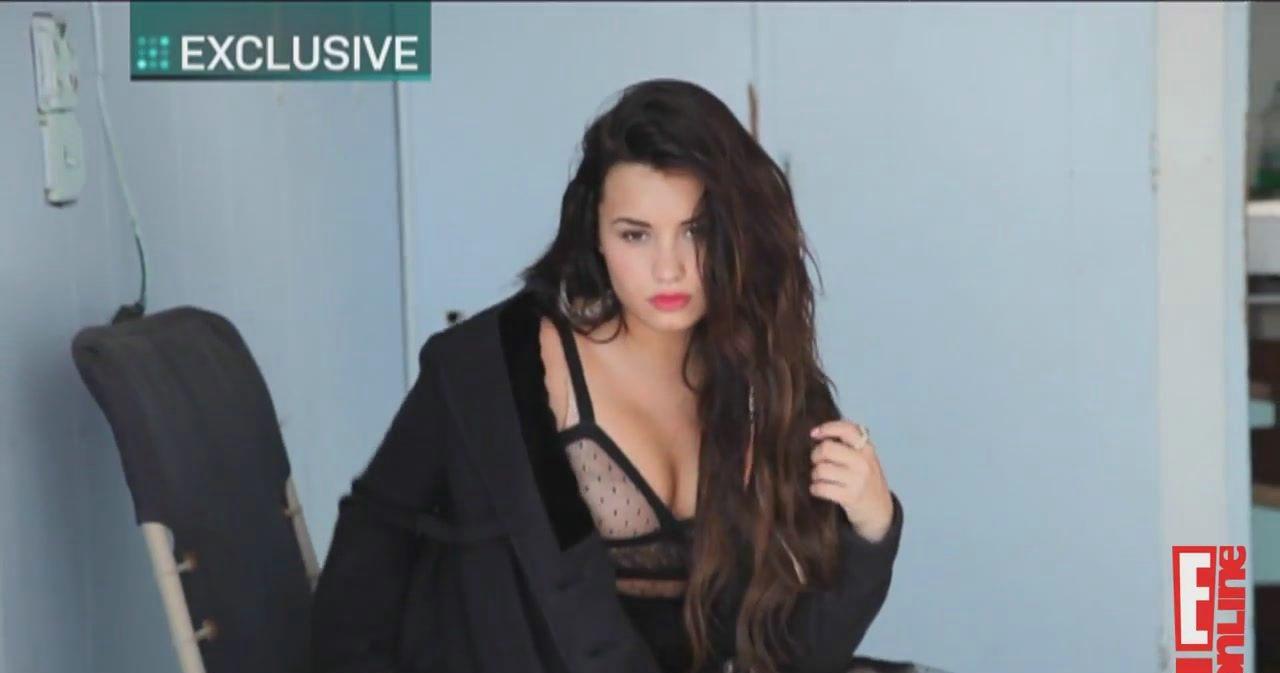 Demi Lovato Photoshoot 2011 Elle | www.pixshark.com ...