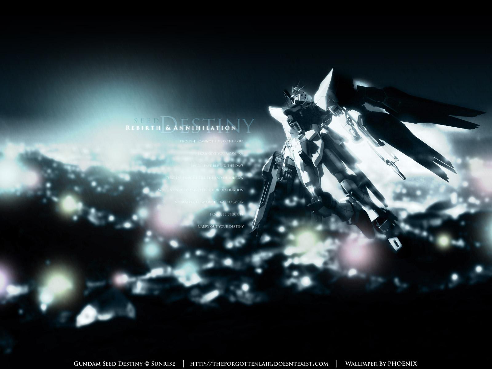 Destiny Gundam Gundam Seed Destiny 壁紙 ファンポップ