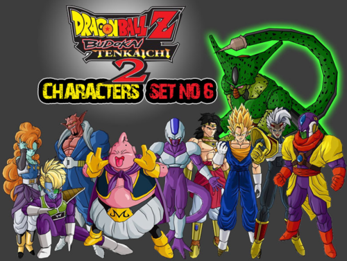 Dragon Ball Z Character set6