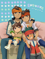 ENDOU-ke - inazuma-eleven photo