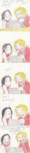 Ed & Yaoi