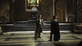 Eddard Stark and Jaime Lannister