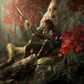 Eddard Stark by Amoka