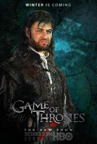 Eddard Stark poster