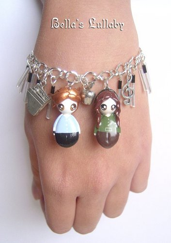 Edward and Bella Charms