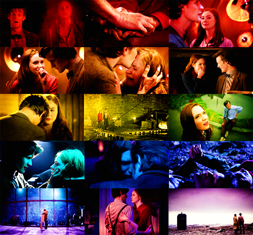Eleven & Amy ♥