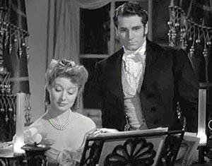 Elizabeth Bennet & Mr. Darcy 1