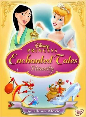 Enchanted Tales Volume 2 fan cover