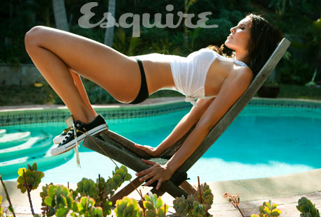 Esquire Magazine Photoshoot [September 2011]