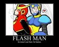FLASH MAN?