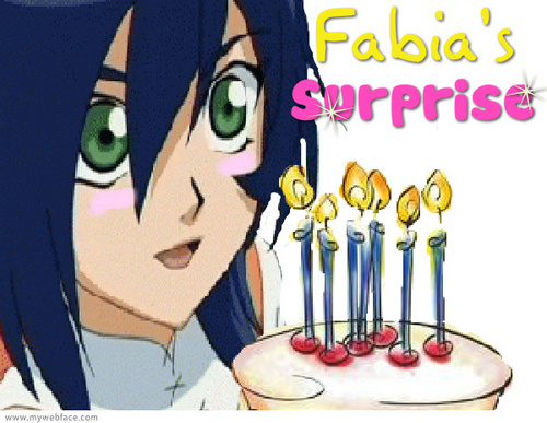 Fabia's Surprise