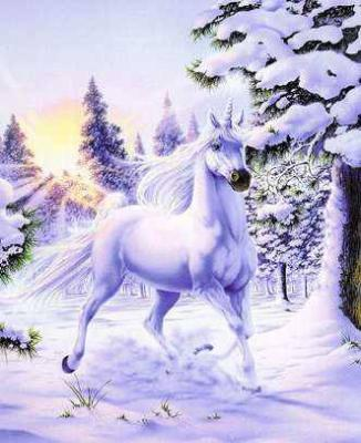 fantasi Unicorn