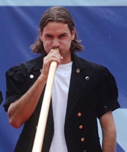 Federer 음악