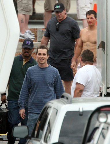 Filming July 14 - 2009