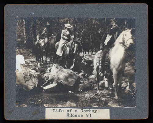 Filmstock Cowboy...