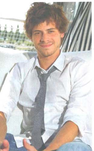 François Arnaud wallpaper containing a business suit called François Arnaud 28