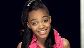 China Anne McClain wallpaper with a portrait called From video Dynamite