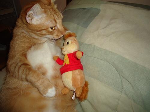 George & Alvin