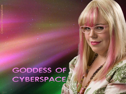 Goddess Of Cyberspace