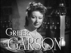 Greer Garson P&P 1940