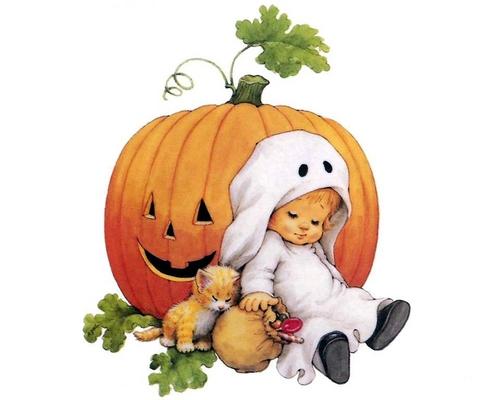 Halloween wallpaper entitled Happy Halloween