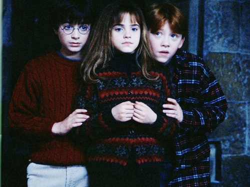 Harry Potter fondo de pantalla