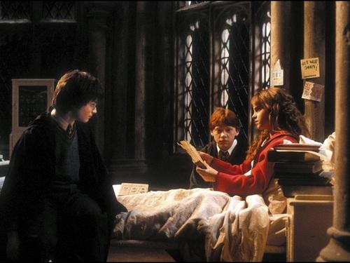 Harry Potter Hintergrund