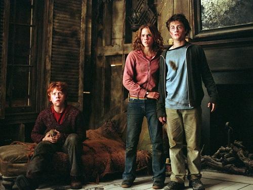 Harry Potter দেওয়ালপত্র