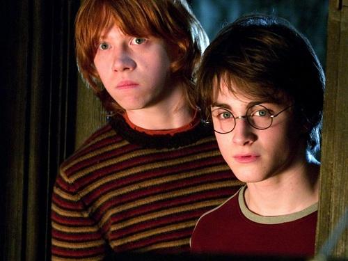 Harry Potter kertas dinding