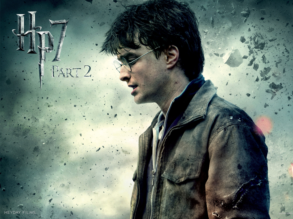 Harry Potter Wallpaper...