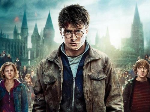 Harry Potter achtergrond