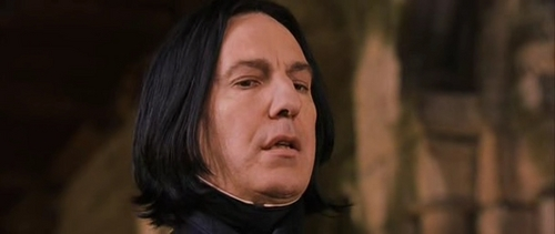 Harry Potter and the Philosopher&#39;s Stone - alan-rickman Screencap