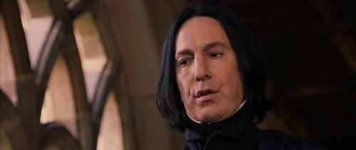 Alan Rickman wallpaper called Harry Potter and the Philosopher's Stone