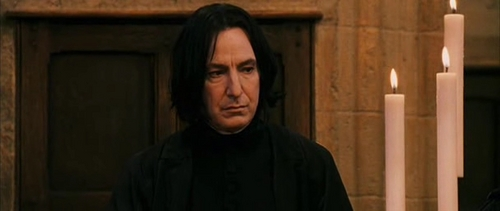 alan rickman fondo de pantalla titled Harry Potter and the Philosopher's Stone