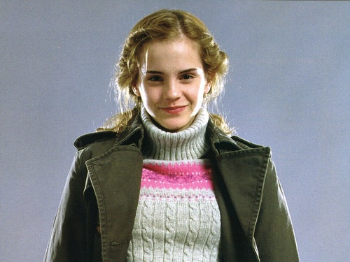 Hermione Granger wallpaper with a blouse called Hermione Granger Wallpaper
