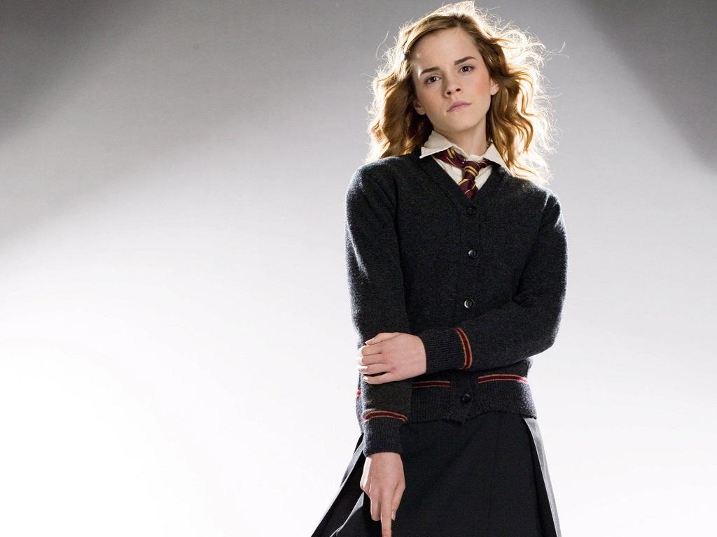 Hermione Granger fondo de pantalla