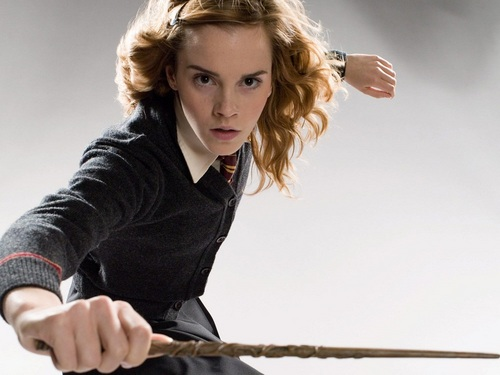 Hermione Granger wallpaper possibly containing tights, a well dressed person, and a hip boot titled Hermione Granger wallpaper