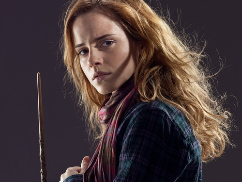 Hermione Granger wallpaper titled Hermione Granger wallpaper