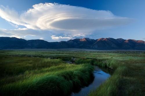 High Sierra Landscape