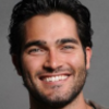 Tyler Hoechlin picha containing a portrait entitled Hoechlin