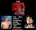 Hot Michael  - michael-jackson photo