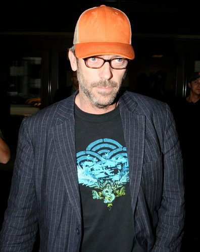 Hugh Laurie-2007