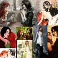 I love these Fan Arts ^_^
