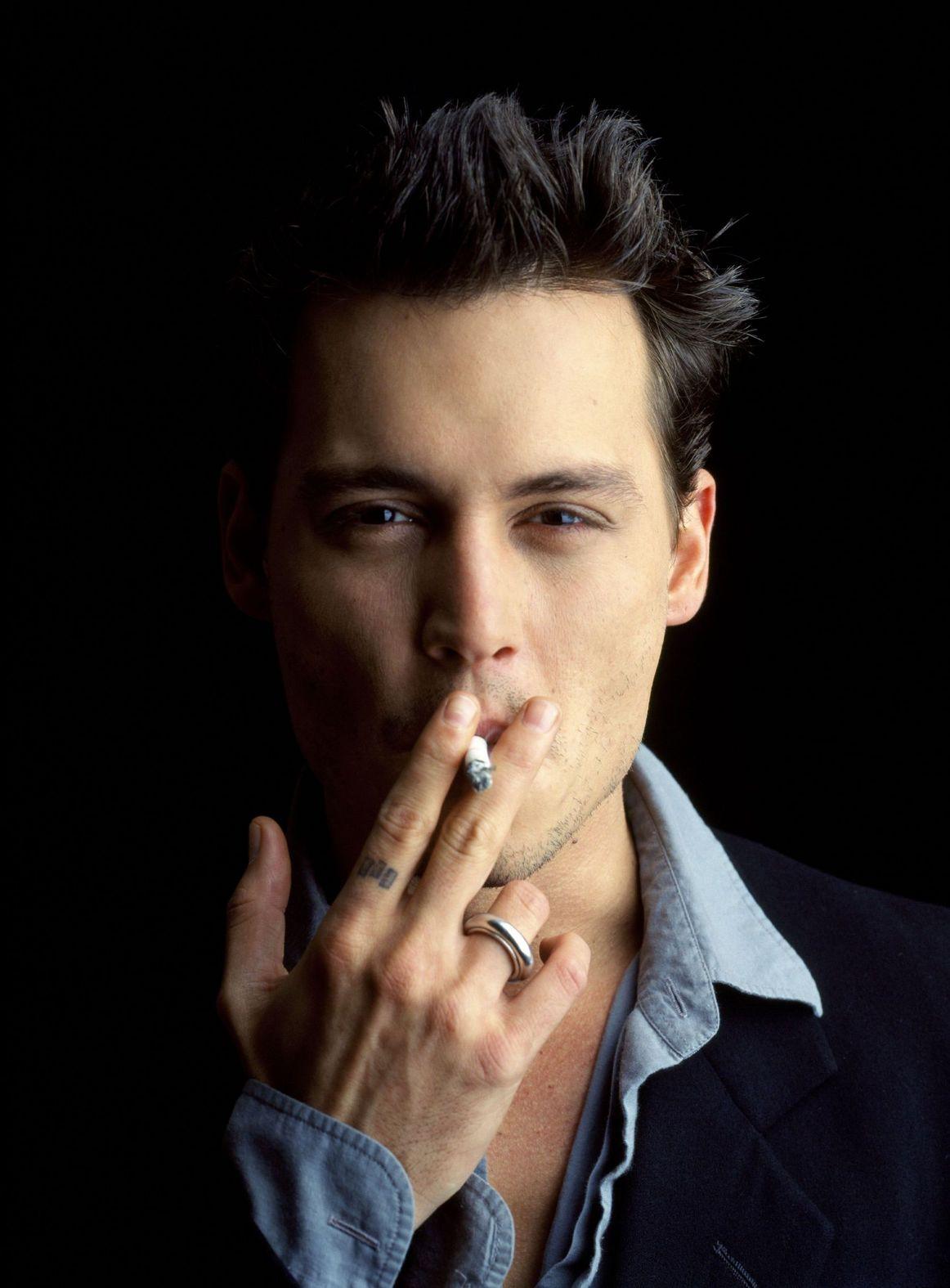 JD 1995 - Johnny Depp ...