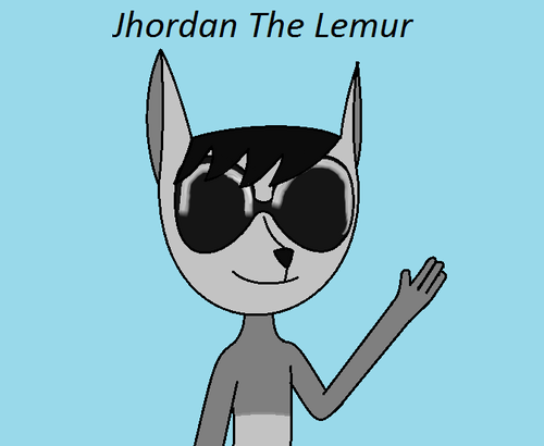Jhordan The lemur