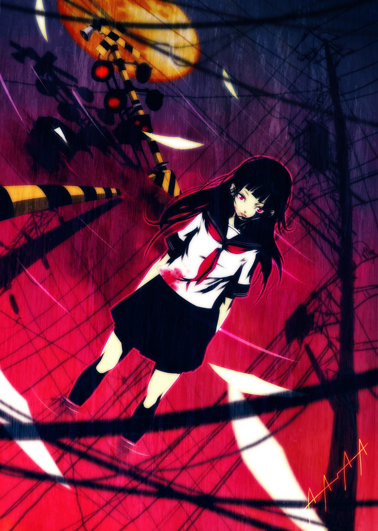 anime jigoku shoujo - photo #3