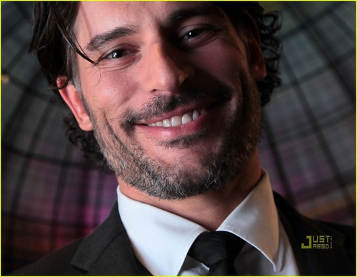 Joe Manganiello: 'True Blood' in Munich!